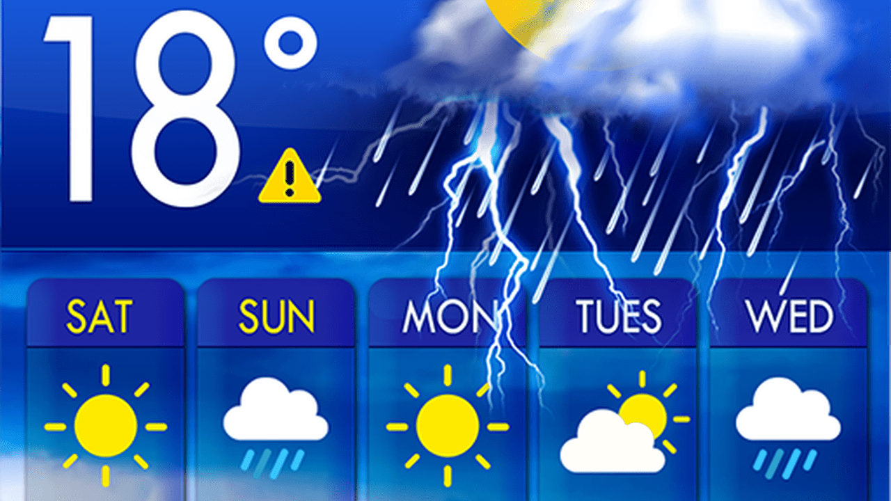 Weather-forecast apk