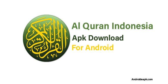 Al-Quran-Indonesia-Apk
