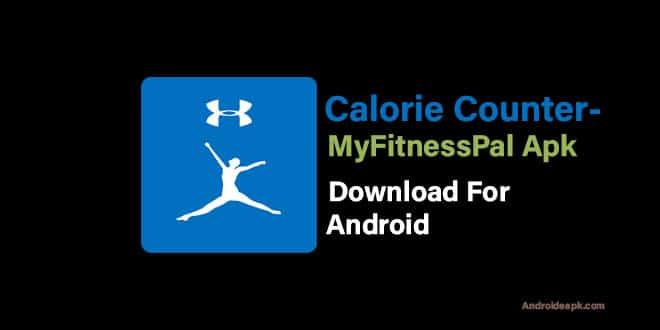 Calorie-Counter-MyFitnessPal-Apk