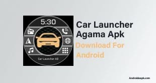 Car-Launcher-Agama-Apk