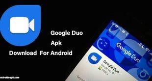 Google-Duo-Apk