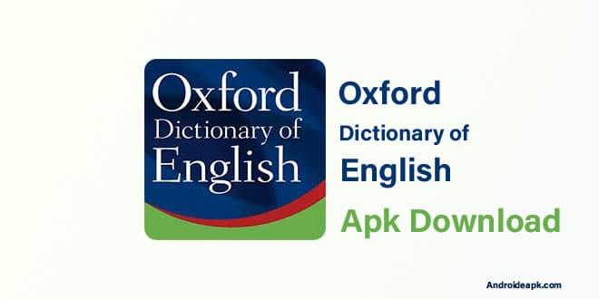 Oxford-Dictionary-of-English-Apk