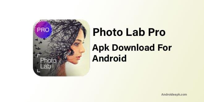 Photo-Lab-Pro Apk