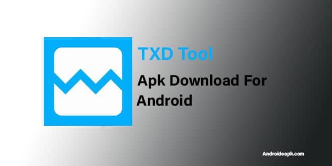 TXD-Tool-Apk-Download