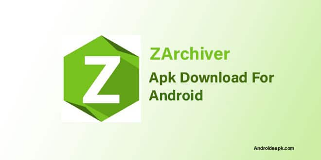 Zarchiver Apk Download For Android