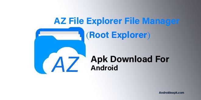 AZ-File-Explorer-File-Manager-Apk