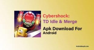 Cybershock-TD-Idle-&-Merge-Apk