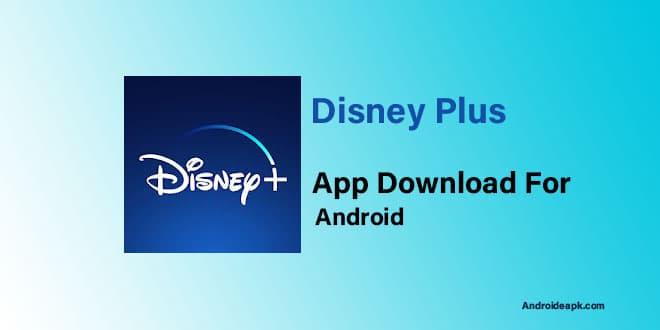 Disney-Plus-App