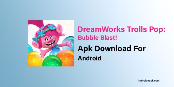 DreamWorks-Trolls-Pop-Games-Apk
