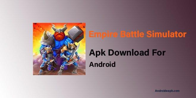 Empire-Battle-Simulator-Apk