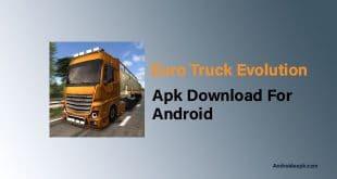 Euro-Truck-Evolution-Apk