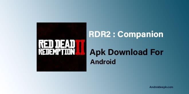 RDR2-Companion-Apk
