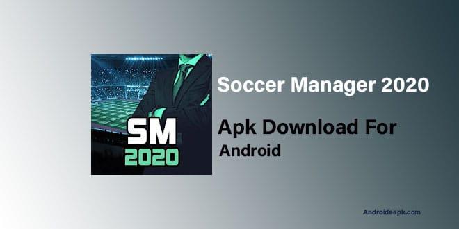 Soccer-Manager-2020-Apk