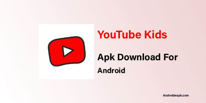YouTube-Kids-Apk