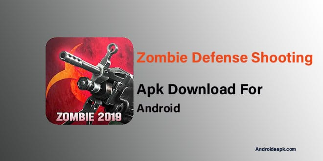 Zombie-Defense-Shooting-Apk