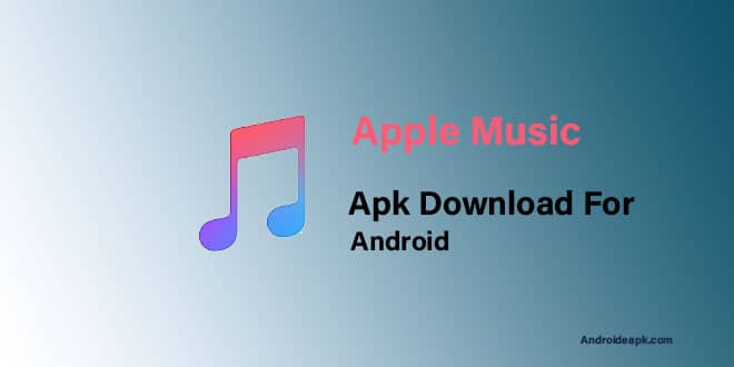 Apple-Music-Apk