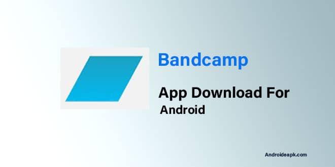 Bandcamp-App