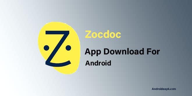 Zocdoc-App
