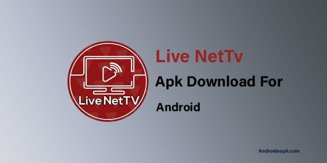 Live-NetTv Apk